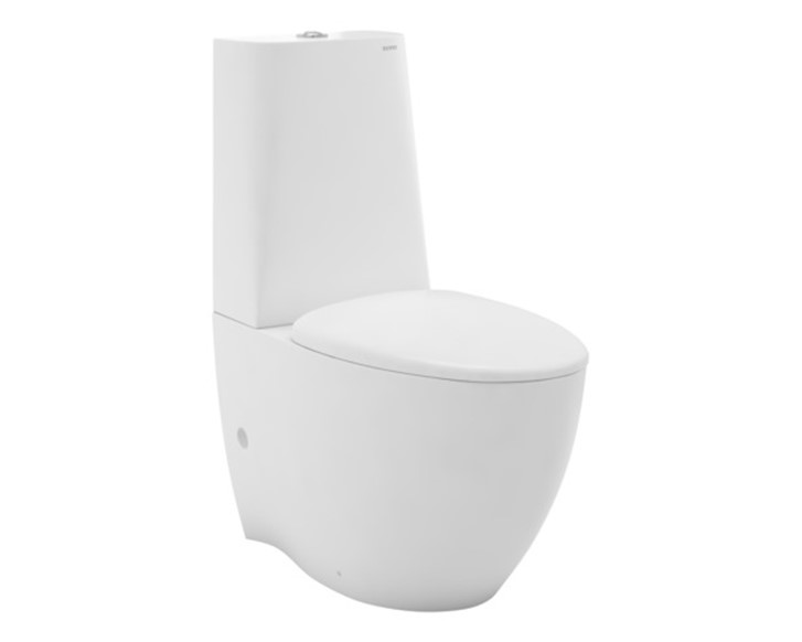 Toto Le Muse Back-To-Wall Toilet Suite