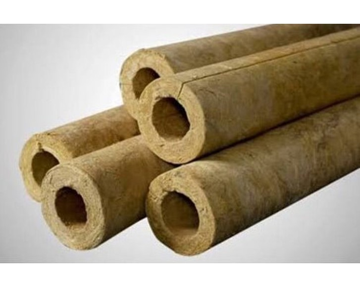 Rockwool® Pipe Section