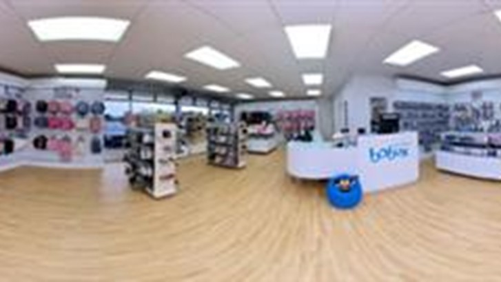 Bobux Shoes Store – Polyflor Forest FX Flooring