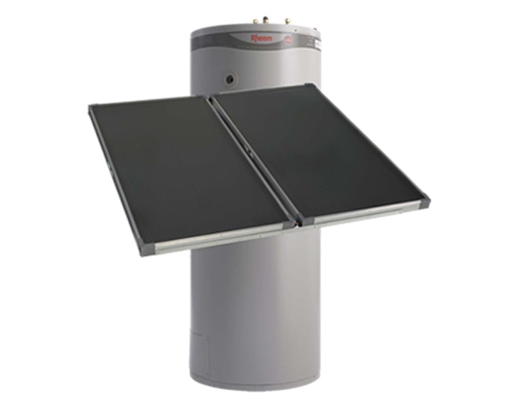 Loline Direct Solar Water Heating System