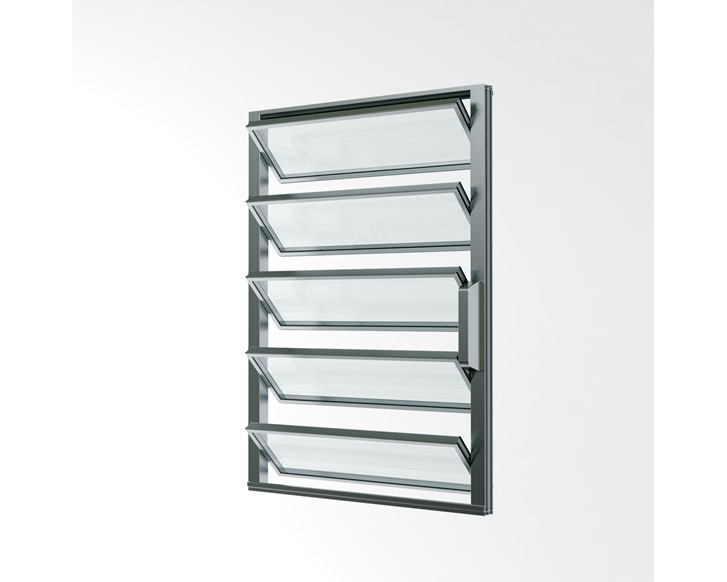 Coltlite CLN Glass Louvred Ventilator