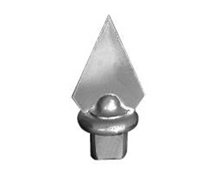 S-Spear (Male) - Decorative Cast Aluminium Products