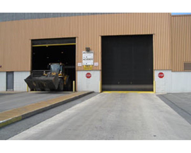 Rubber Doors - Ulti Group Access Way Solutions