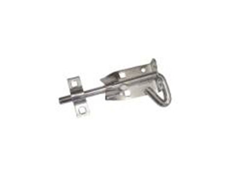 Pad Bolt: stainless steel - Gate Latches, Locks & Bolts