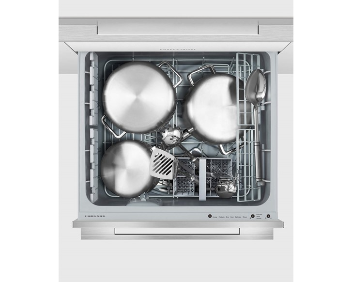 DD60DI9 Double DishDrawer™ Dishwasher, 14 Place Settings, Integrated