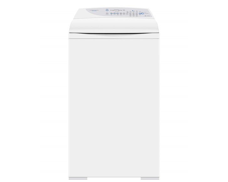 WA55T56GW1 Top Loader Washing Machine, 5.5kg WashSmart™