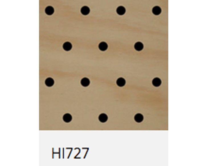 Decortech Hole Perforation Patterns