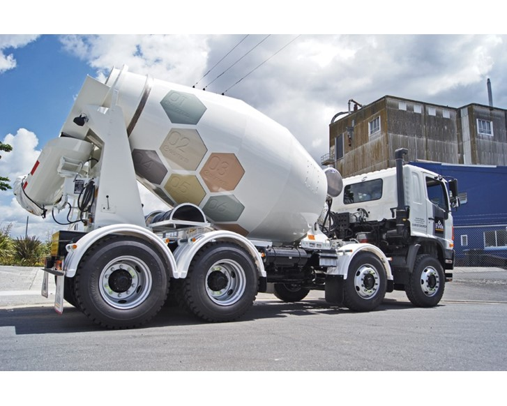Certified Concrete® -  Ready mix concrete