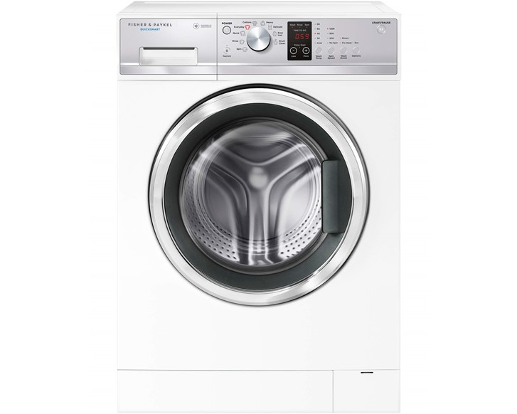 WH7560J3 Front Loader Washing Machine, 7.5kg QuickSmart™