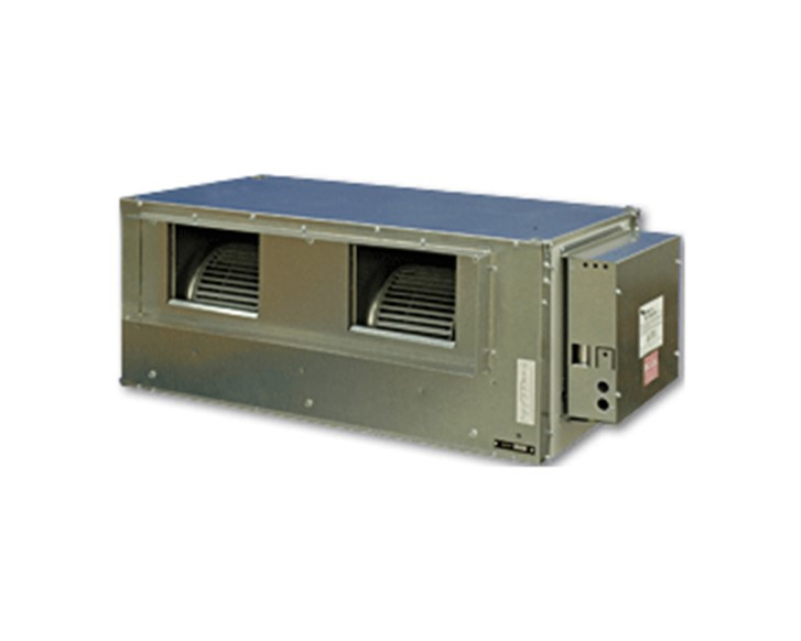 ISD / OSA Ducted Air Cooled Split Systems R410A (6.5-94.9kW)