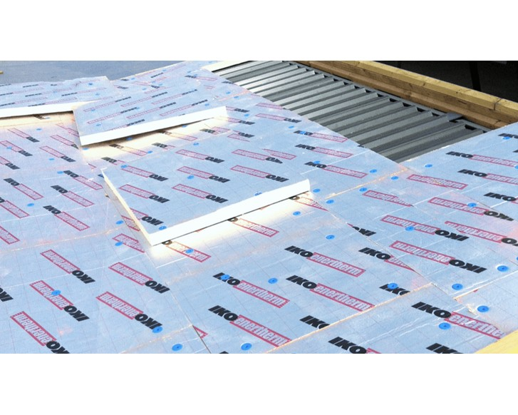 Nuratherm Insulated Flat Roofing System