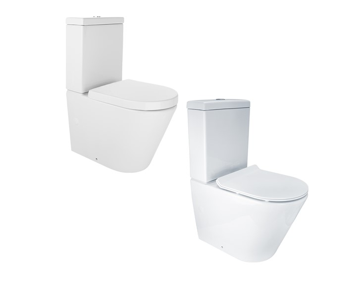 Vivo Toilet Suite