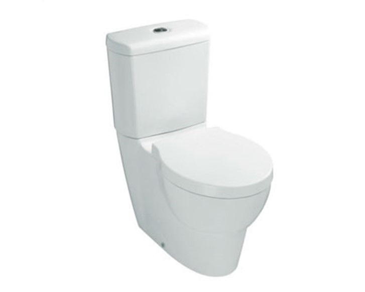Ove® Close Coupled Toilet Suite