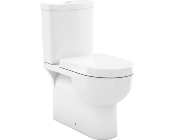 LeVivi Brooklyn Back-To-Wall Toilet Suite
