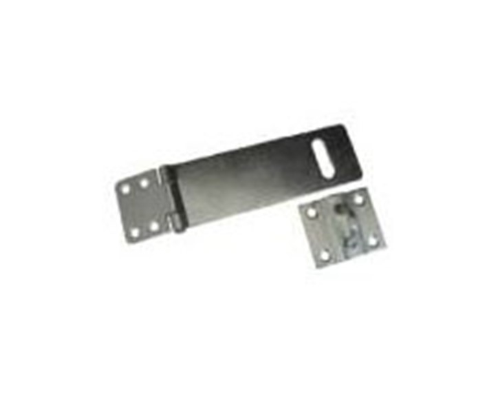 Galvanised Hasp & Staple - Gate Latches, Locks & Bolts